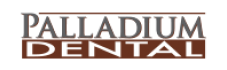 Palladium Dental clinic logo