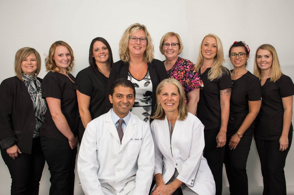 Palladium Dental Team