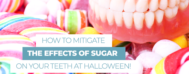 palladium dental - mitigate the effects of sugar on your teeth at halloween -halloween 2018